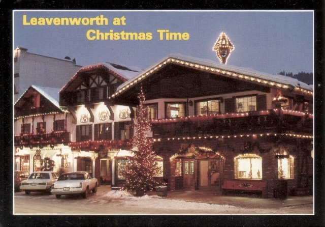 Leavenworth at Christmas Time