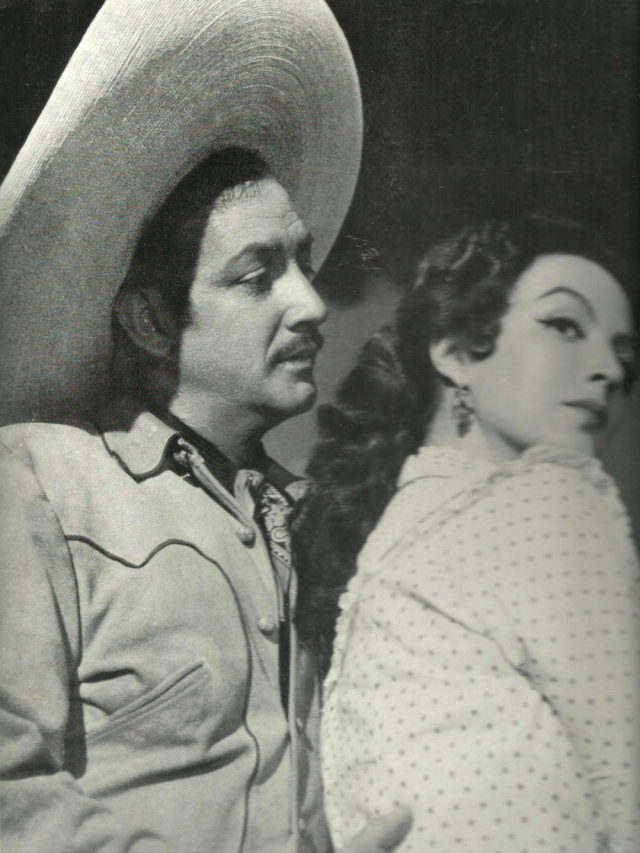 Unknown Mexican Film Stars bought in Mexico Jan 2013