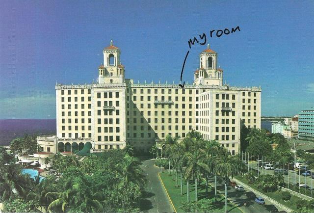 Ciudade de La Habana Cuba Hotel Nacional de Cuba 80 Aniversario 1930-2010