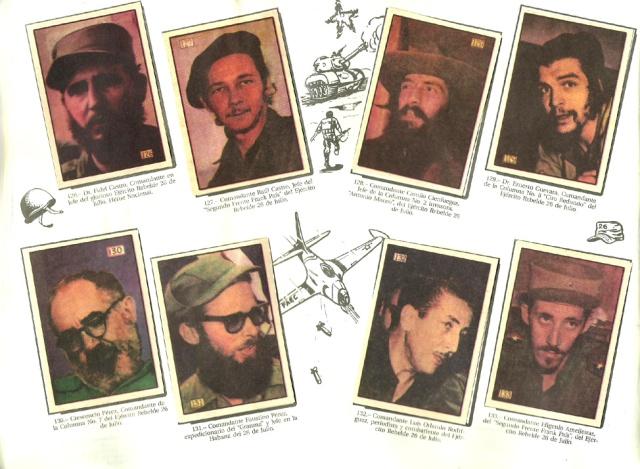 From Album De La Revolucion Cubana 1952 1959 Cosuma Productos Cubanos