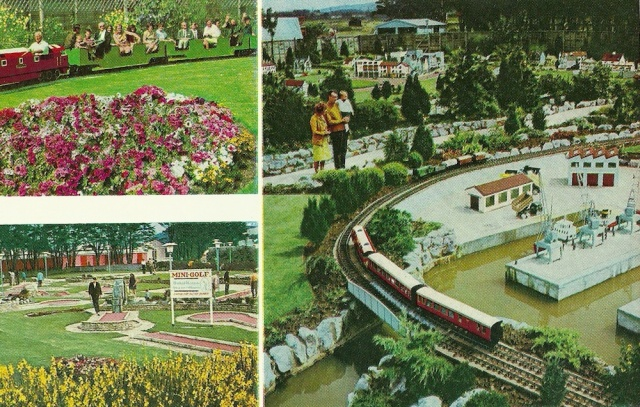 From Minehead Holiday Guide 1960s