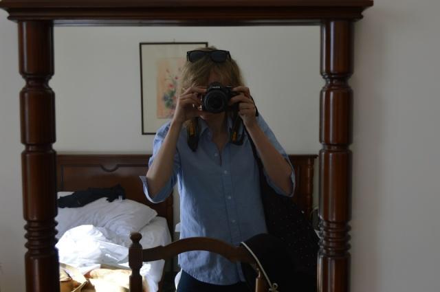 Lettie at Lido Mediterranean Taormina Sicily (May 2013)