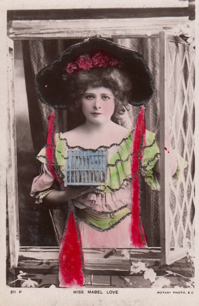 Unknown Postcard Rotary Photograph Series.