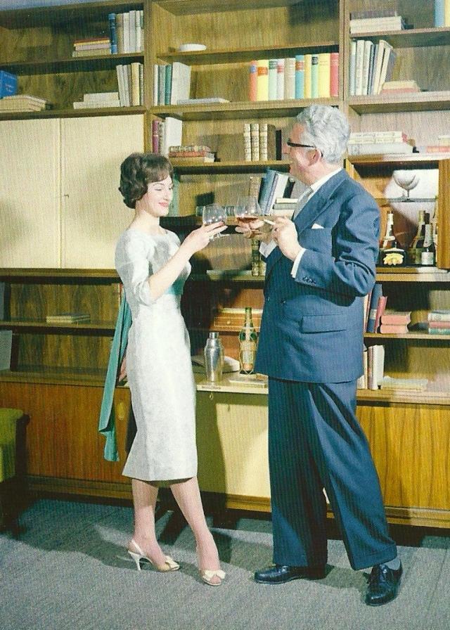 Werbung fur Energieversorgung, um 1960 by Ludwig Windstosser