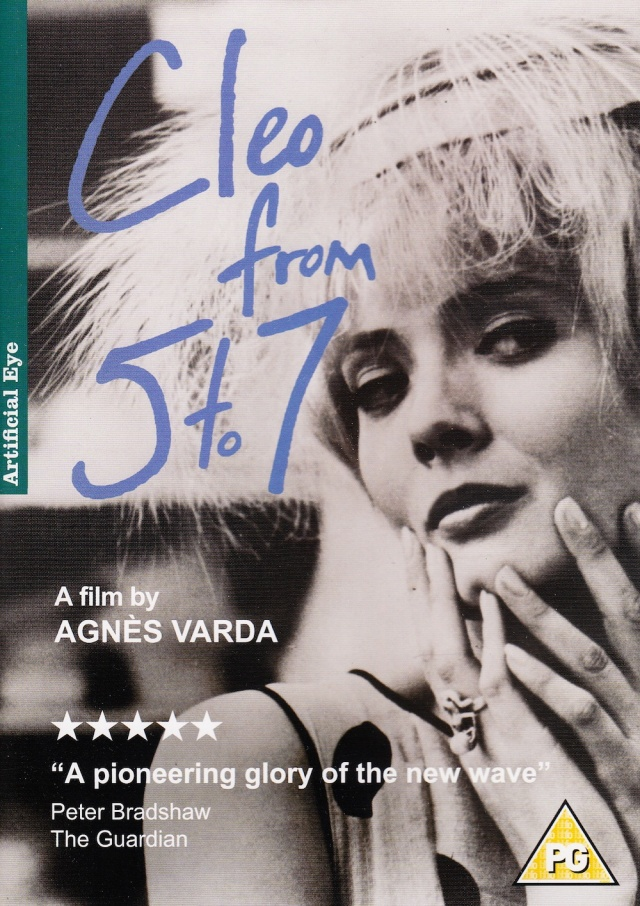 Cleo 5 to 7 A film by Agnes Varda 1961