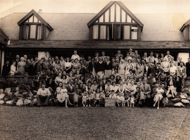 Torquay Chalet Hotel 12th July 1947