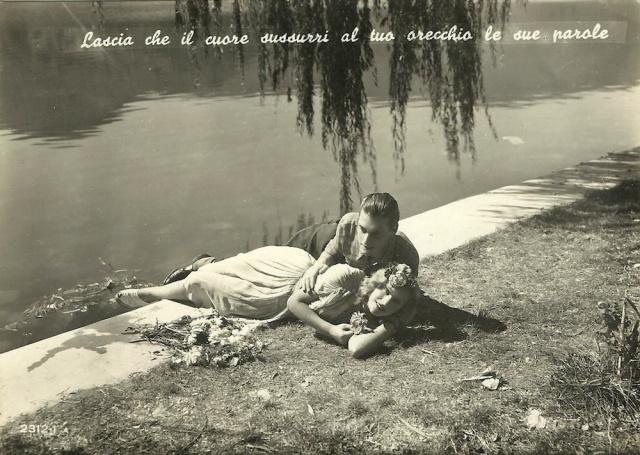 Lascia che il cuore sussurri al tu arecchio le sue parole, Vera Fotographia
