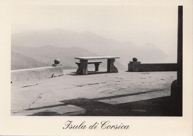 Corsica Capi Corsu Foto di Francscu Cardi 1984 (copyright of Francescu Cardi)