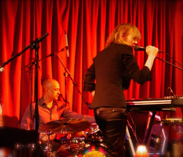 Dave Barbarossa and Lettie at Bush Hall 5th June 2014