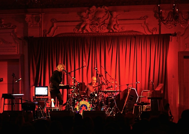 Lettie and Dave Barbarossa at Bush Hall 5th June 2014