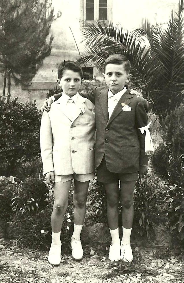 Unknow photograph found in Bergamo 28 June 1962