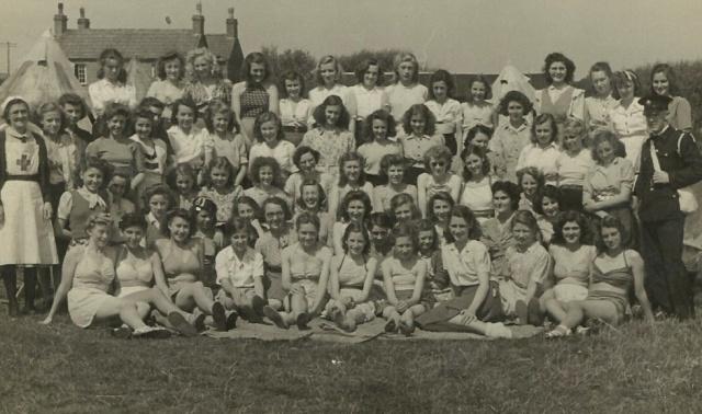 Brean Camp August 1946