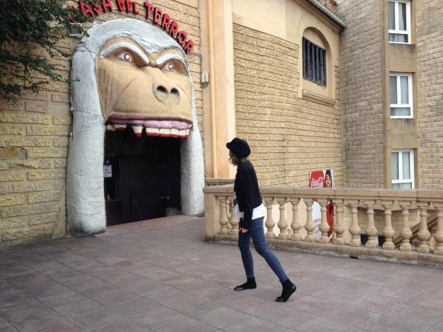 Casa del Terror September 2014 San Sebastian