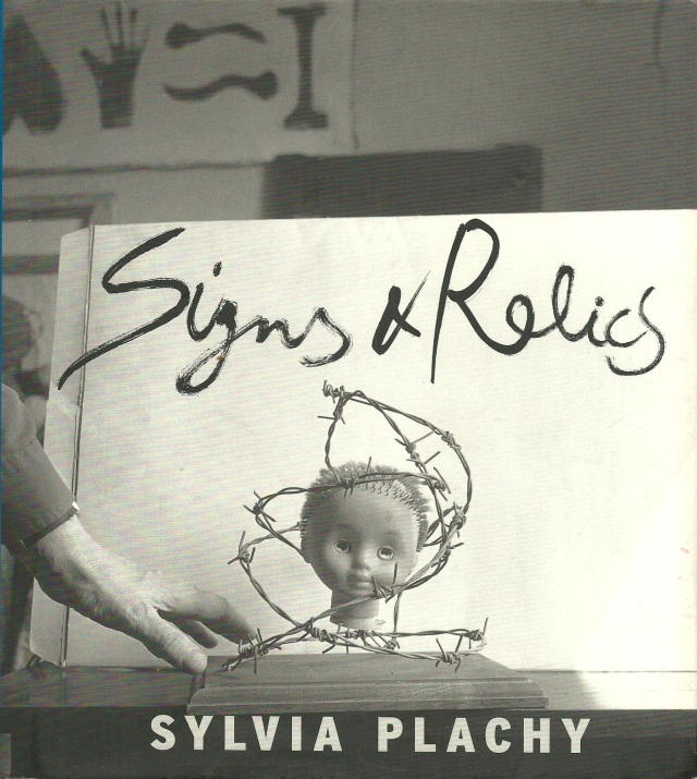 Signs and Relics by Sylvia Plachy signed with forward by Wim Wenders The Monacelli Press 1999