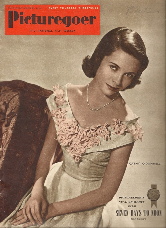 picturegoer-national-film-weekly-octobber-28-1950-cathy-odonnell-189-high-holborn-london-wc1