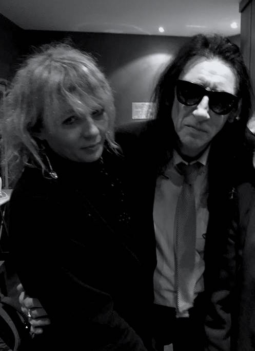 john-cooper-clarke-and-lettie-at-london-forum-29-november-2016