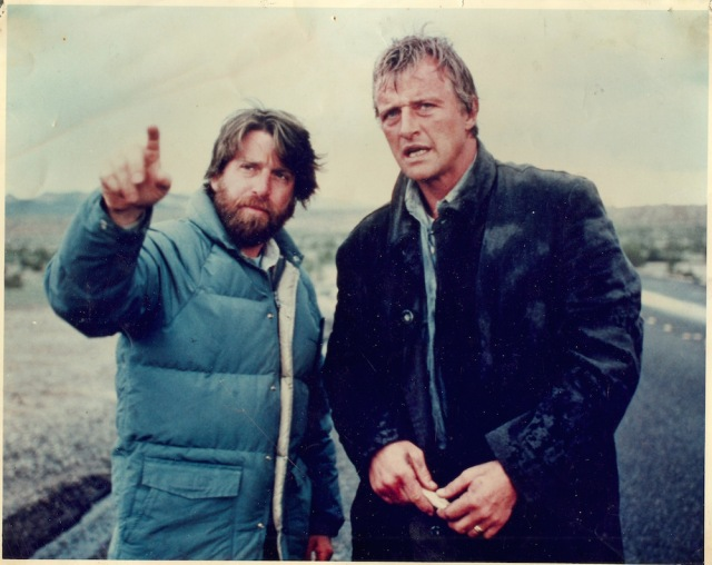 Rutger Hauer sent to Lettie who joined the Rutger Hauer fan club some years ago