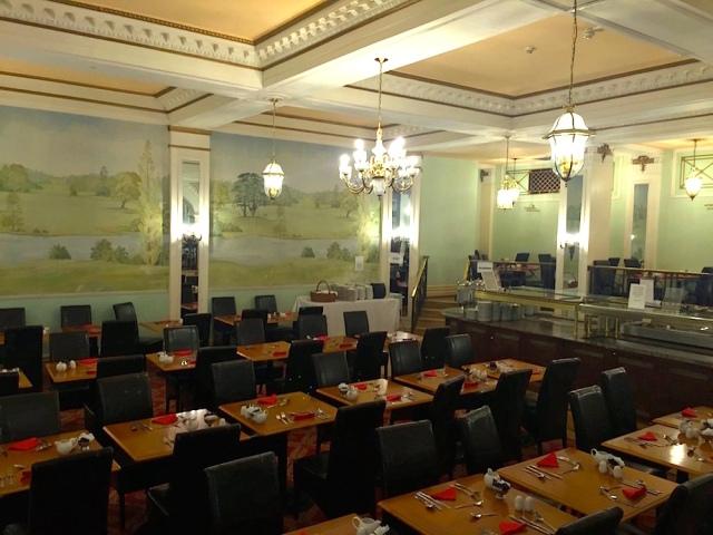 Adelphi Hotel Dining Room