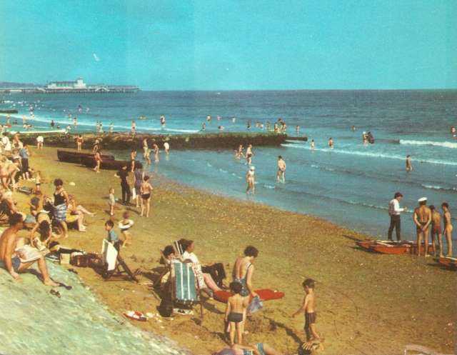 From Bournemouth no publisher the premier resort in the country