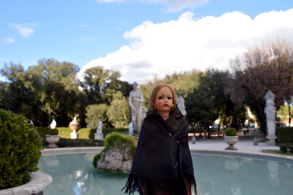 Dolly in Rome