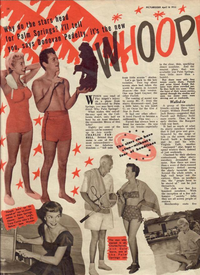 Whoopee Town from Picturegoer April 16 1955