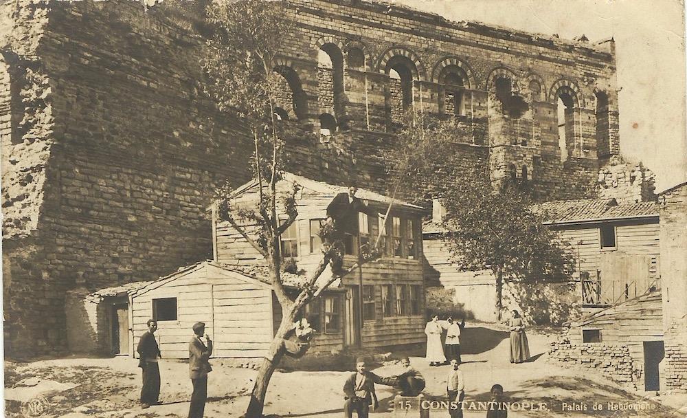 Edit J Ludwigsohn, Place Karakeny 21 Constantinople