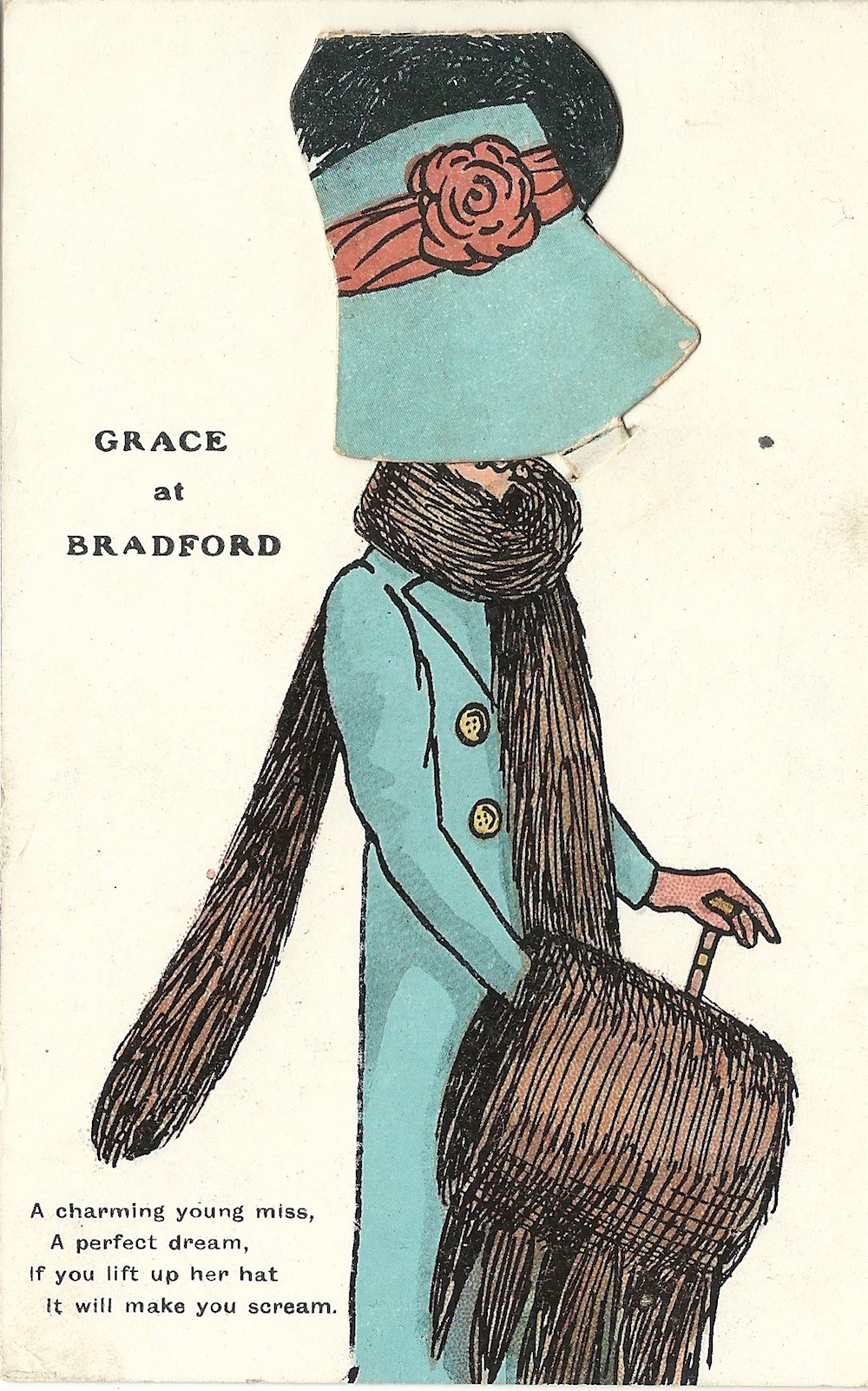 Grace of Bradford unmarked except British Manufacture Throughout