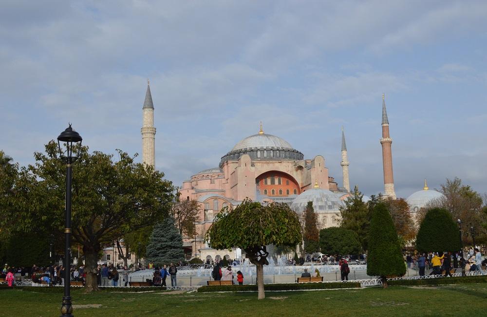 Hagia Sophia October 2018