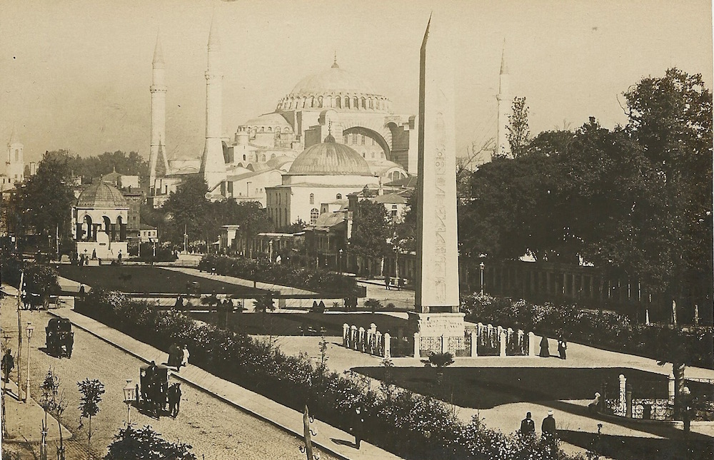Post Card British Made (of the Hippodrome)