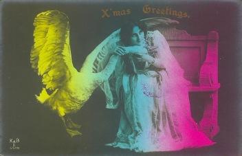 Postkarte-Carte Postale unmarked