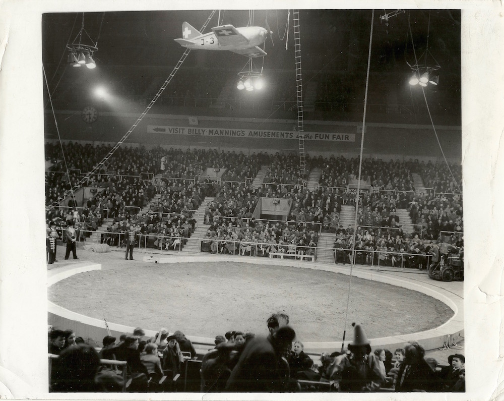 Circus Ring unknown photograph