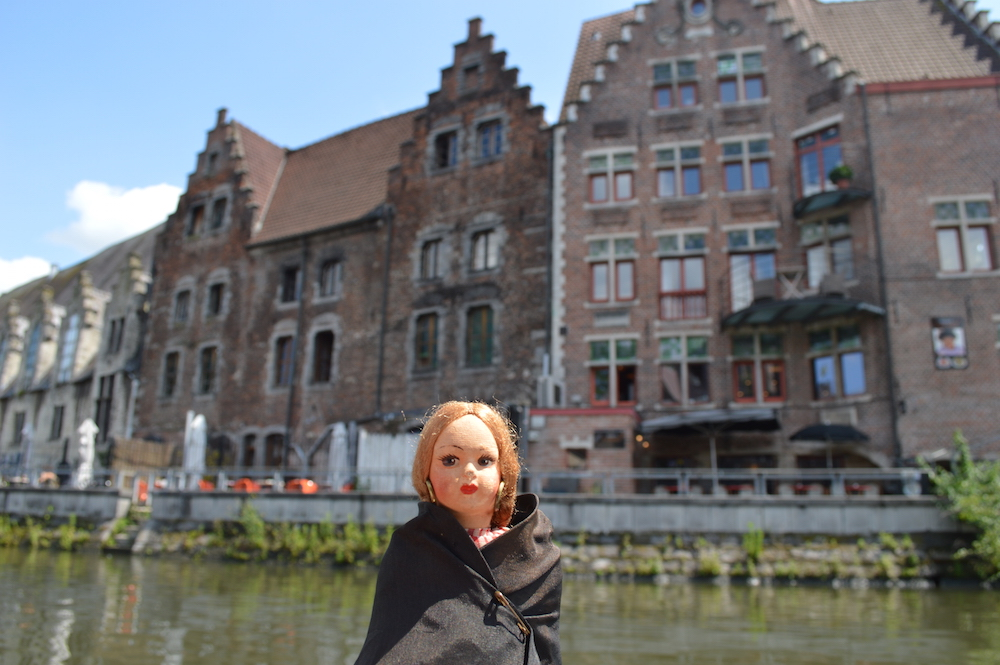 Dolly in Gent May 2019