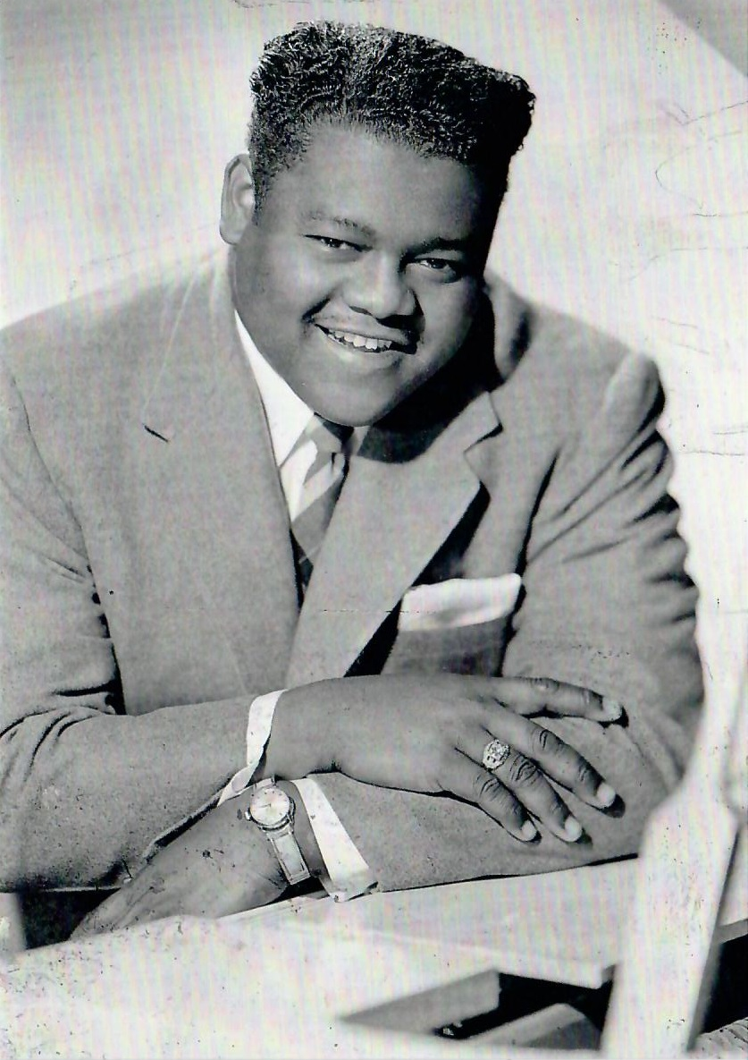 Fats Domino 1950s Photographer Unidentified