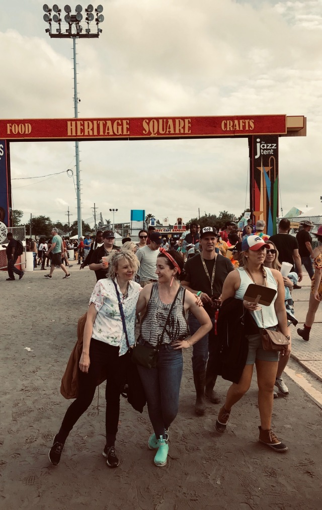 New Orleans Jazz Festival 26 April - 8 May 2019