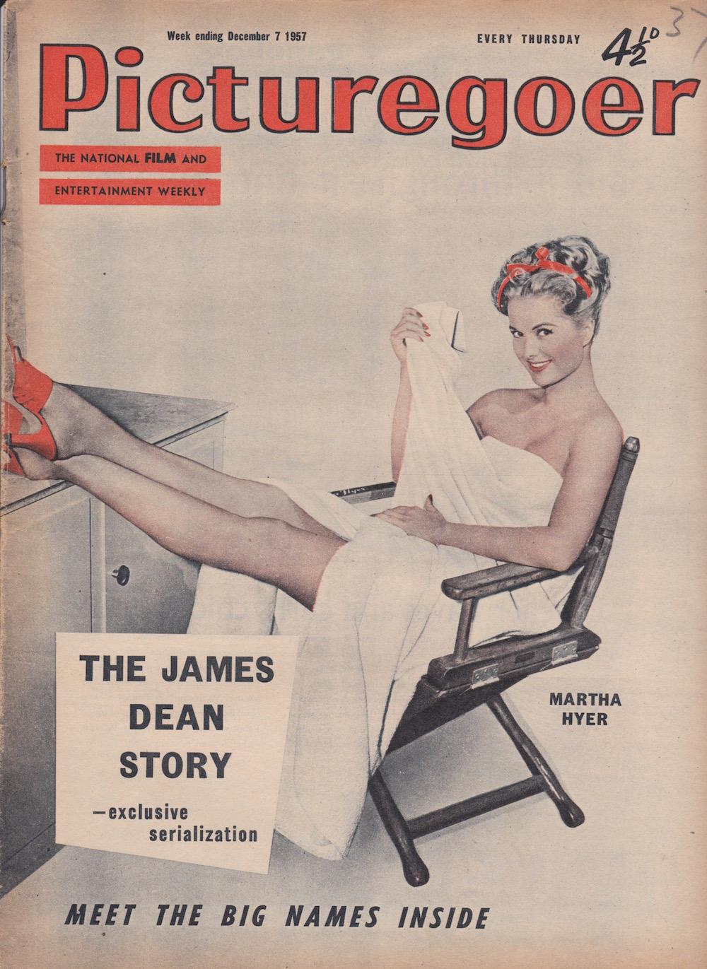 Picturegoer December 7 1957